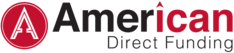 American Direct funding logo